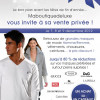 Invitation Vente privée 07, 08, 09 déc 2012